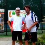 ATL Men's Doubles 3.0 - James Tan & Scott Martin (finalists)