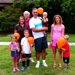 ATL Men's Doubles 3.0 - Charles Andry (champ) & family & friends