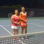 HOU Weekday Women's Doubles 3.5 - Linnie Harrison & Chelsea Grear (champs)