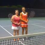 HOU Weekday Women's Doubles 3.5 - Linnie Harrison & Chelsea Grear (champs)