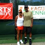 ATL Mixed Doubles 3.5 - Group 1 - Susan DeGrace & Linus Wynn