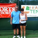 ATL Mixed Doubles 3.5 - Group 1 - Michael Staley & Donna Freund (finalists)