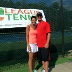 ATL Mixed Doubles 3.0 - Group 2 - Donna Gallien & Neil Gallien (champs)