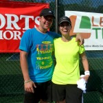 ATL Mixed Doubles 4.5 - Cory Rush & Amy Rush (champs)