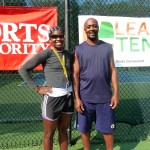 ATL Mixed Doubles 4.5 - Rhonda Harris & william spooney (finalists)
