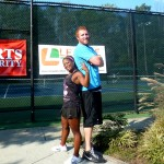 ATL Mixed Doubles 2.5 - Group 1 - QUEN HOLLOWAY & JOSH DRINNON (champs)