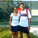 ATL Mixed Doubles 3.0 - Group 1 - Priya Jag & Jag Ramaswamy (finalists)