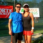 ATL Mixed Doubles 3.5 - Group 2 - DeJay Sa & Susan Sa (champs)