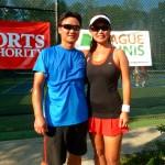 ATL Mixed Doubles 3.5 - Group 2 - DeJay Sa & Susan Sa (champs)