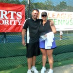 ATL Mixed Doubles 3.5 - Group 2 - Warren Tyler & Heidi Pickett (finalists)