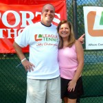 ATL Mixed Doubles 3.0 - Group 1 - Warren Barnes & Kay Holland (champs)