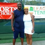 ATL Mixed Doubles 4.0 - William Spooney & Sherry Spooney