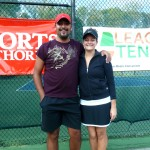 ATL Mixed Doubles 4.0 - Sahile Chawla & Jenelle Giancola (champs)