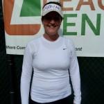 ATL Weekday Women's Singles 4.0 -kristie long (finalist)