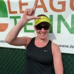 ATL Weekday Women's Singles 2.5 - Christy Schuch (finalist)