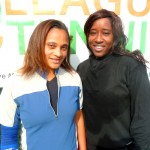 ATL Weekday Women's Singles 3.0 - MARIE-LYNE VAUDRAN (champ) & Savelle Williams (finalist)