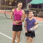 HOU BW Singles 3.5 - Chelsea Grear (champ) & Maly Chandravongsri (finalist)