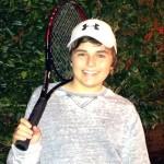 Boy's Singles - 14u B- Lawson Stansell (champ)