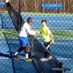 Boy's Singles - 14u C - G2 - High Bracket - Brandon Jackson (champ) & Tanner Franzoni (finalist) - 5