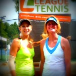 ATL WW Singles 4.0 - Annette Snipes (champ) & Sandy Williams (finalist)