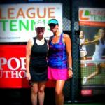 ATL BW Singles 2.5 - Group 1 - Allyson Roberts (finalist) & Lara Morrison (champ)