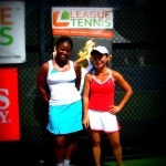 ATL BW Singles 2.5 Group 3 - Davina Witherspoon (champ) & Linda Yu (finalist)