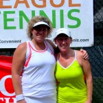 ATL BW Singles 3.0 Group 1 - Susan Shadburn (finalist) & Rita Arsenault (champ)