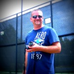ATL Adult Singles City Final Action-Our Hero Paul (thanks for the Chik-fil-a sandwiches)