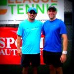 ATL Men's Singles 2.5 - Gelson Santos (champ) & Steve LaFalce (finalist)
