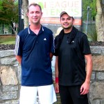ATL Men's Singles - 4.0 - Group 1 - Randy Williams (finalist) & A Jiwani (champ)
