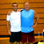 ATL Men's Singles 4.0 Group 2 - Keith Dickerson (champ) & Steve Kelso (finalist)