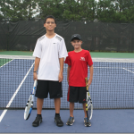 Junior Boys -- 11u C, Group 1 -- Jonathan Choi (Finalist) & Sean Murphy (Champion)