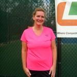 ATL Women's Singles 2.5 - Christine Sullivan (champ)