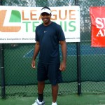 ATL Men's Singles 3.0 - Group 1 - Al Tutson (finalist)