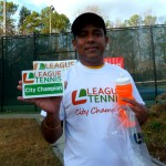 ATL Men's Singles 3.0 - Group 3 - Raghu Reddy (champ)