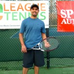 ATL Men's Singles 2.5 - Group 2 - Viral Chauhan (champ)
