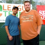 ATL Men's Singles 2.5 - Group 2 - Viral Chauhan (champ) & Neil May (finalist)