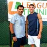 ATL Men's Singles 3.0 - Group 2 - Vijay Korde (finalist) & Eric Ayala (champ)