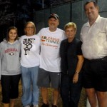 ATL Men's Singles 4.0 - Paul Kable (champ) with friends & family