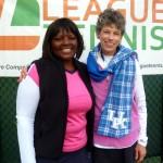 ATL Weekday Women's Singles 4.5 - Dori Blanchard (champ) & Susan Sullivan (finalist)