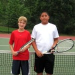 Junior Boys -- 14u B, Group 1 -- Ryan Lokhorst (Champion) & Erik Sequeira (Finalist)