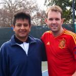 DAL Men's Singles 3.0 - Luis Santana (finalist) & Jose Godoy (champ)
