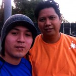 LOS Men's Singles 3.5 - Oscar Chan (champ) & Jayjay Siazon (finalist)