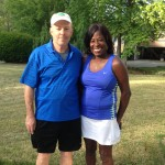 ATL Mixed - 4.0 - David Vogel & Sharon Sims (champs)