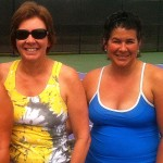 HOU BW Doubles - 3.5 - Janie Brogan & Charlotte Peters (champs)