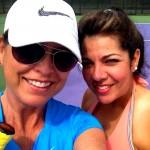 HOU BW Doubles - 3.5 - Sandra Webb & Kelly Mallinger (finalists)