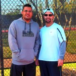 HOU Mens Doubles - 4.5 - Alex Montes & Fawad Babar (champs)