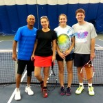 HOU Mixed - 3.5 - Sushil Kumar - Heike Weiss (Finalists) & Brittany Miller - Jake Miller (Champs)