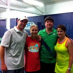 HOU Mixed Doubles - 3.0 - Colby Mahan -Caroline Kinney (finalists) & Jerry Gauthier - Polly Gauthier (champs)
