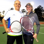 HOU Mixed Doubles - 3.5 - Bob Pattan - Chita Johnson (champs)
